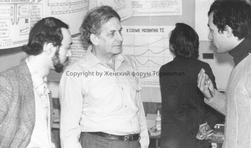 Советский писатель-фантаст Г. С. Альтшуллер