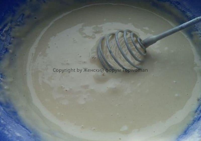 Как готовить блинчики на молоке