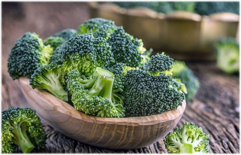 Можно ли есть сырую брокколи или обязательно варить
