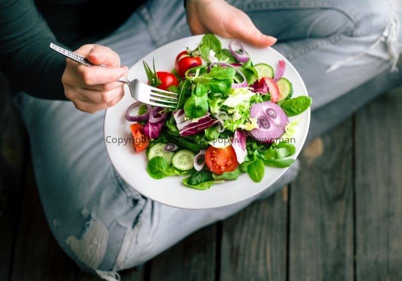Правильное питание ускоряет метаболизм