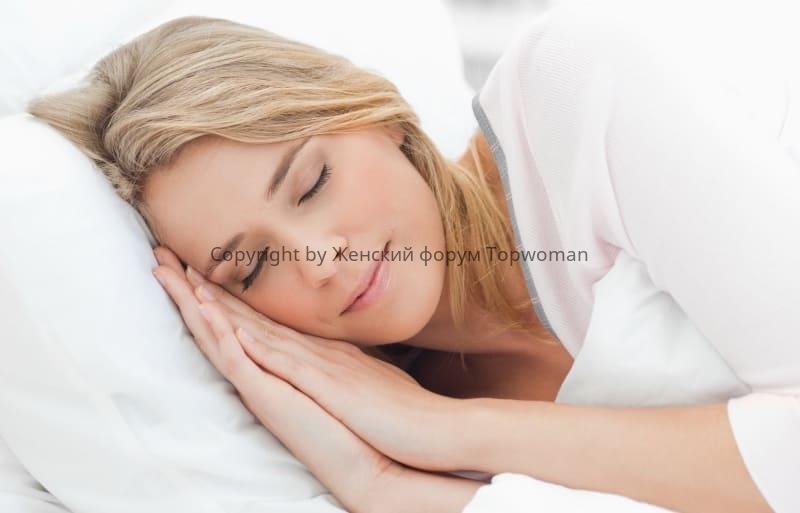Качественный сон для улучшения метаболизма
