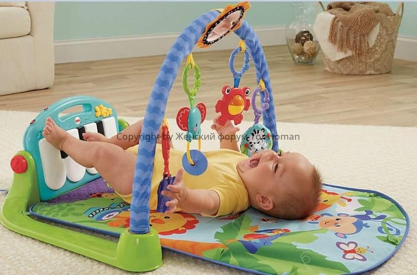 Что может ребёнок в 5 месяцев