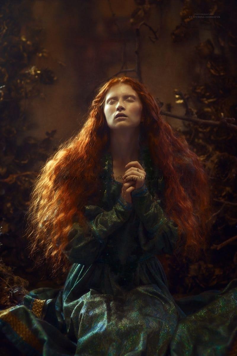 Длинные волосы — суеверия