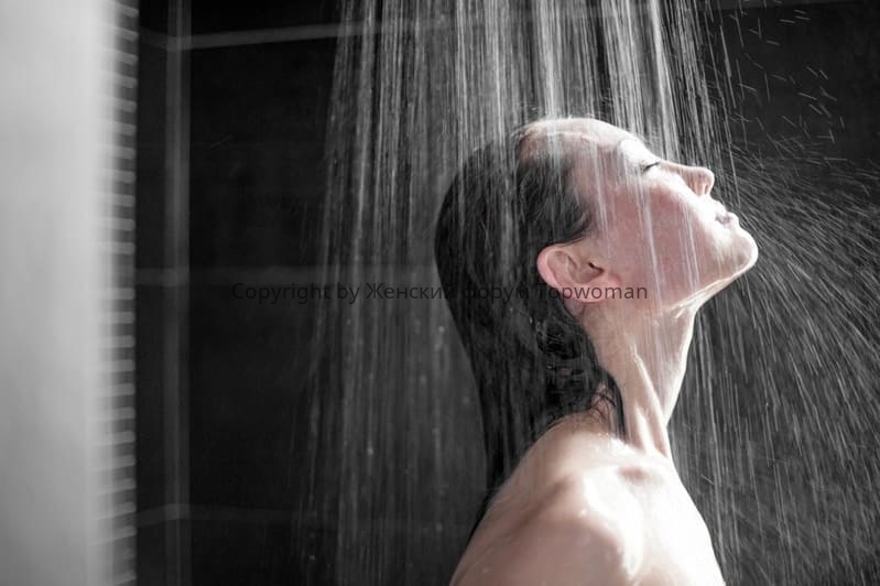 Бодрящий душ