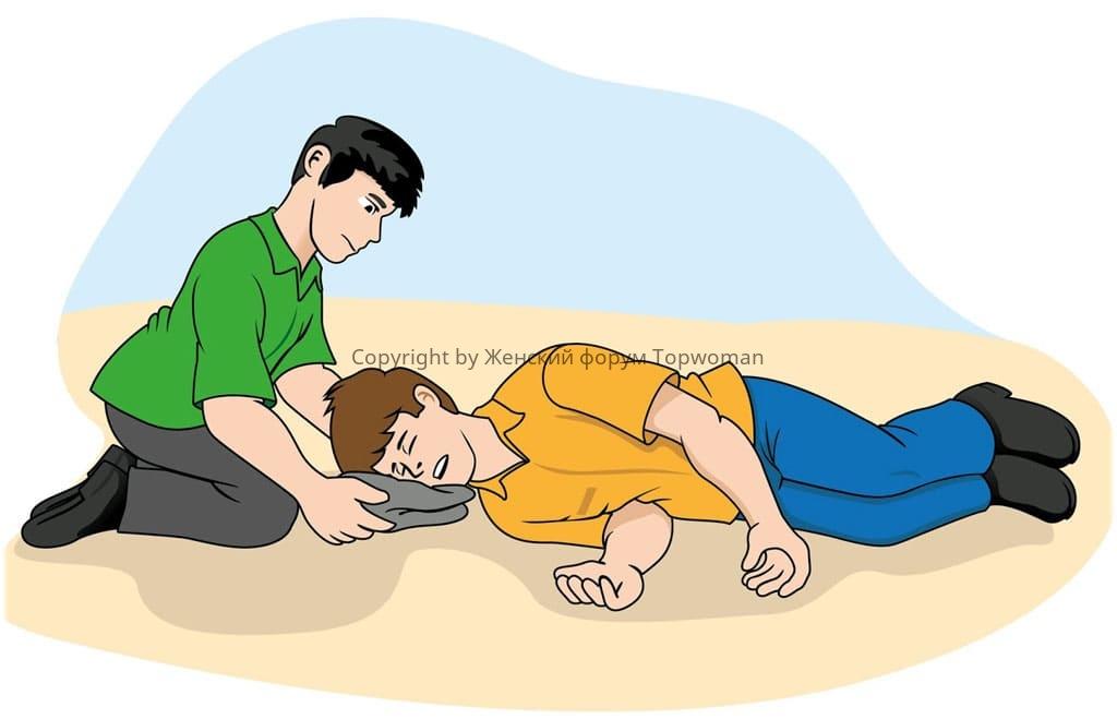 Необходимая помощь после приступа эпилепсии