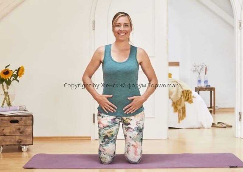 Восстановительная гимнастика после родов