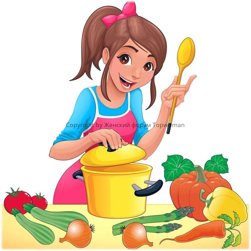Как научиться с нуля вкусно готовить