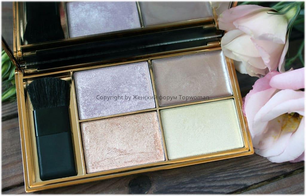 Нighlighting palette Solstice от Sleek MakeUP