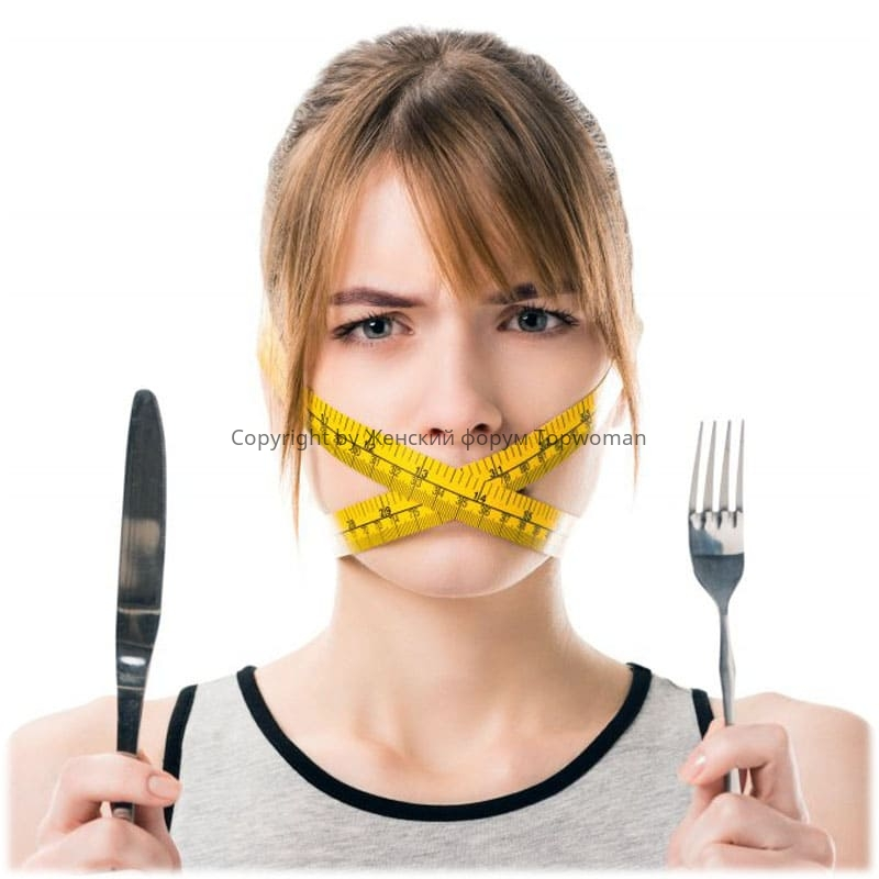 Как похудеть на интуитивном питании