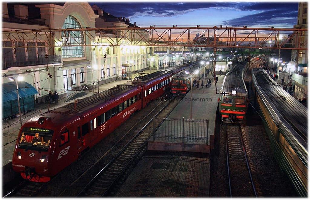 К чему снится ж/д вокзал