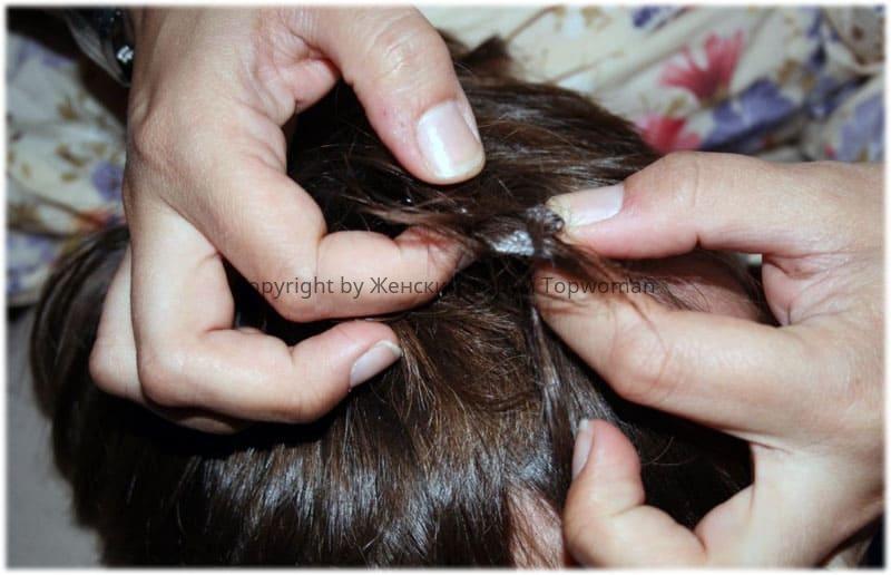 Как снять жвачку с волос у ребёнка