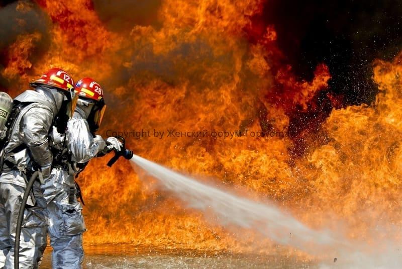 К чему снятся пожарные