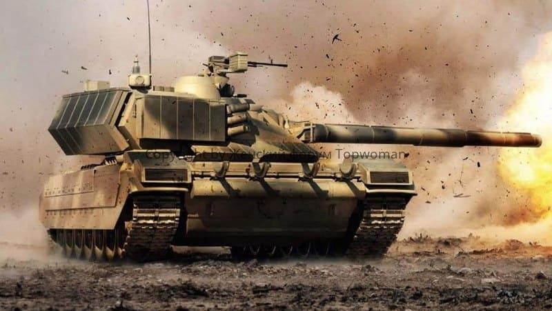 К чему снится танк стреляющий