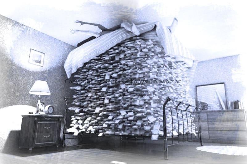 К чему снится много крупных бумажных денег