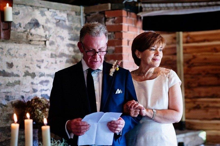 Образ мамы жениха на свадьбе