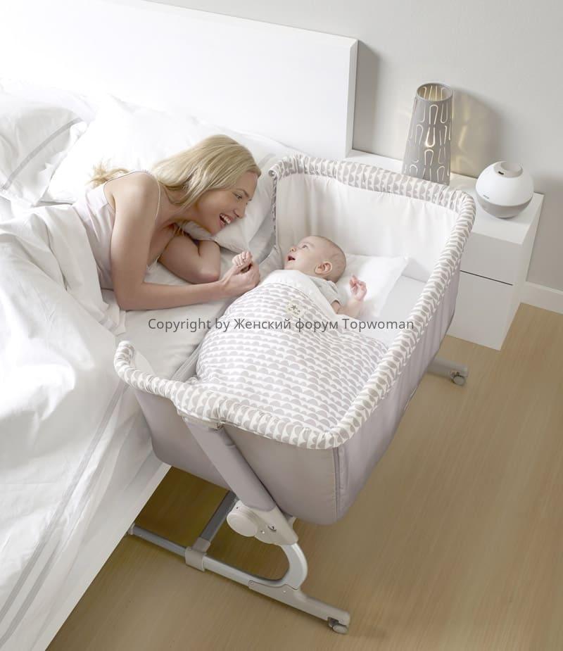 Как перестать укачивать ребенка перед сном