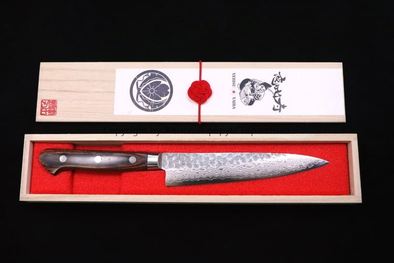 Как правильно дарить нож