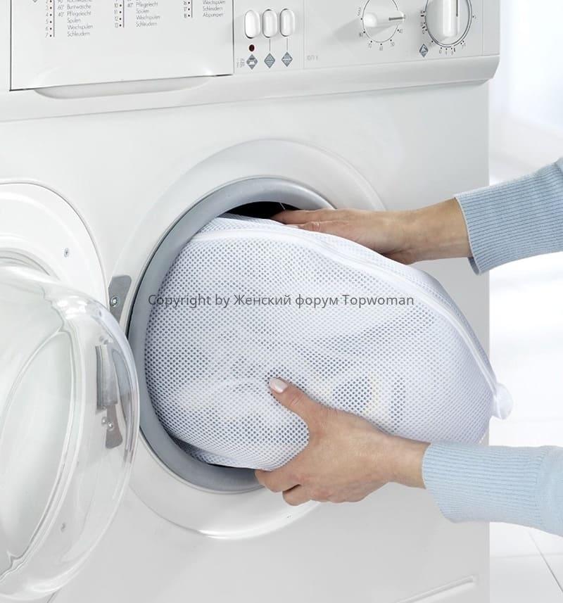 Как стирать кроссовки в машинке