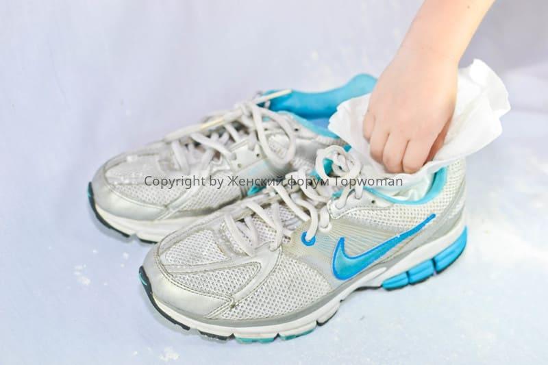 Как сушить кроссовки после стирки в машинке