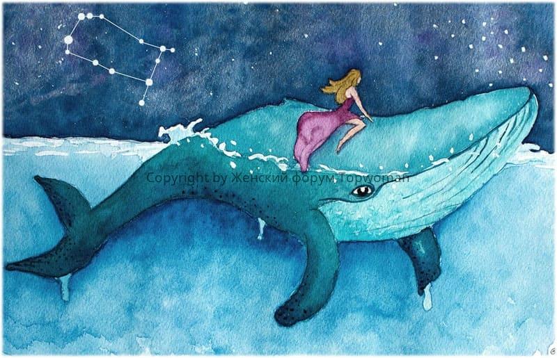 плыли на ките