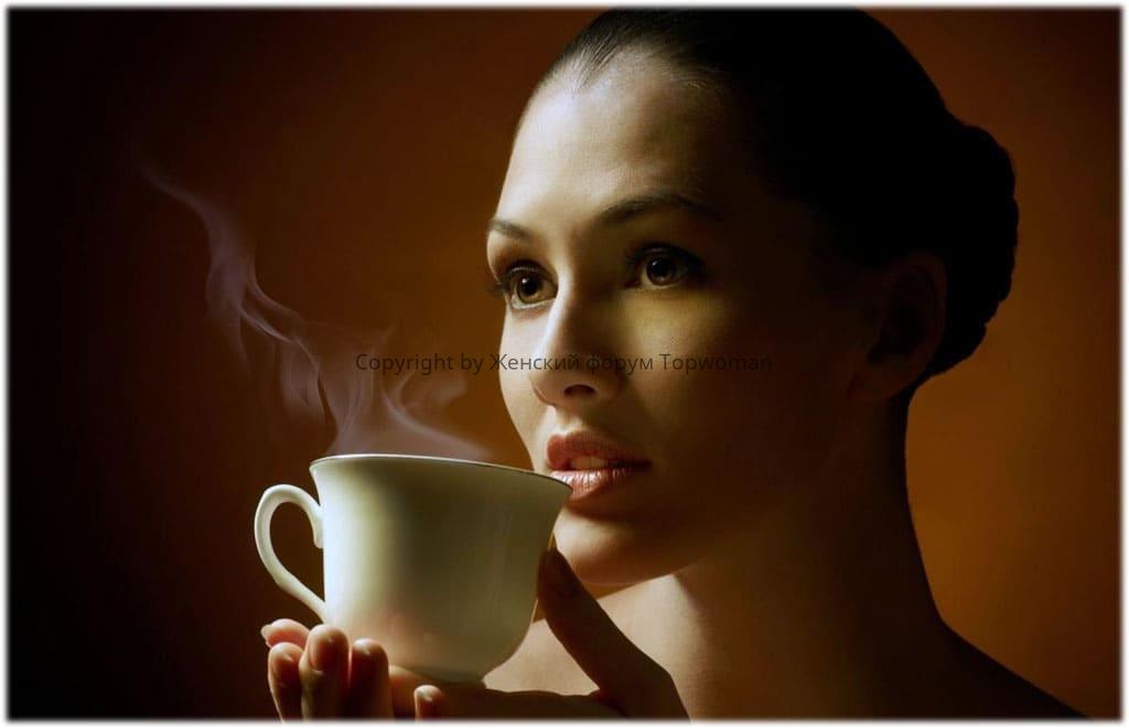 Чем полезен кофе для женщин