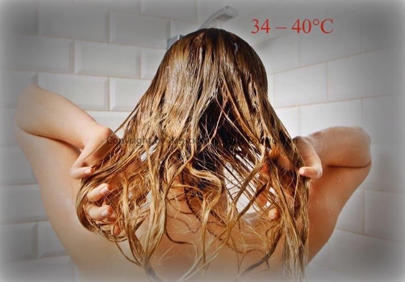 Комфортная температура воды