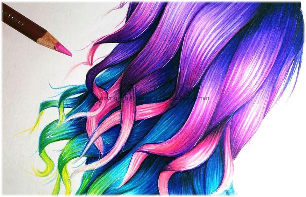 Какой краской покрасить волосы