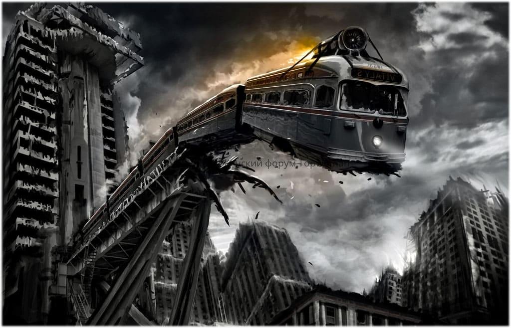 К чему снится поезд, сошедший с рельс