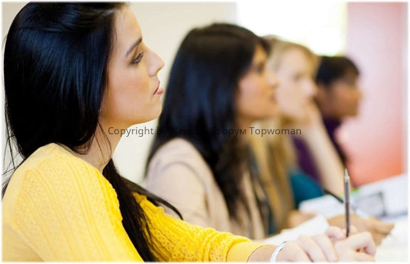 Какие курсы самые востребованные для женщин