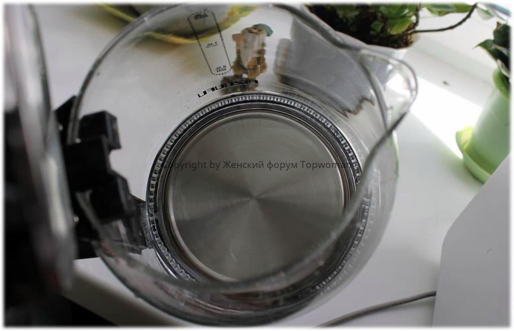 Как очистить накипь лимонной кислотой в чайнике
