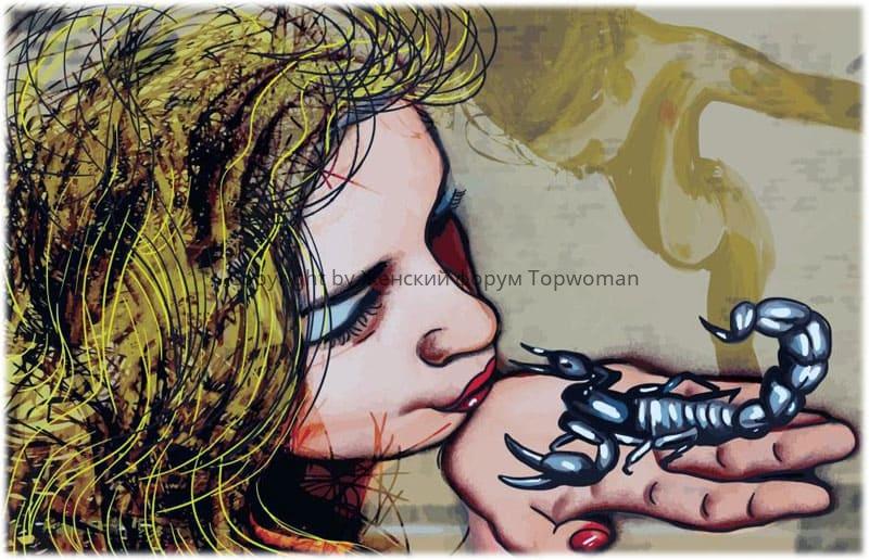 Женщина скорпион – какая она в сексе?