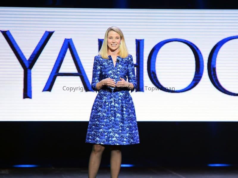 Марисса Майер, гендиректор Yahoo
