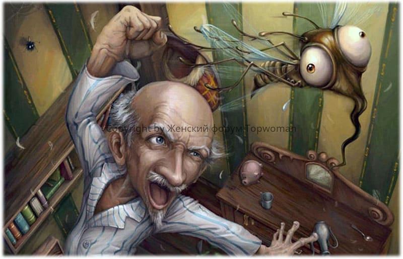 К чему снится убивать мух во сне