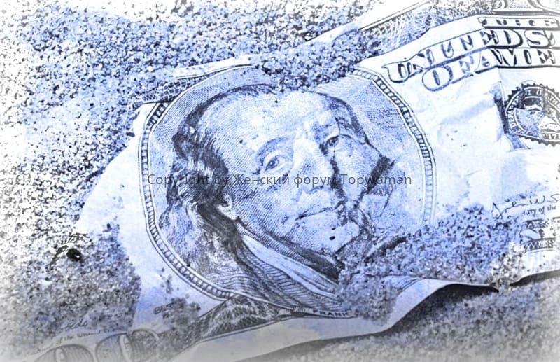 К чему снятся доллары найденные на земле