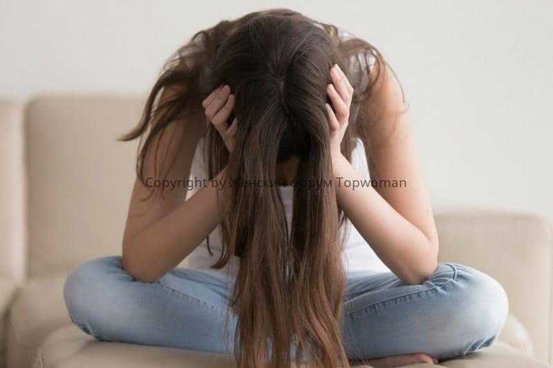 Неверная жена тяготится чувством вины