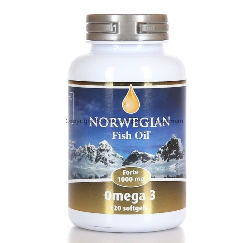 Норвежская Омега-3