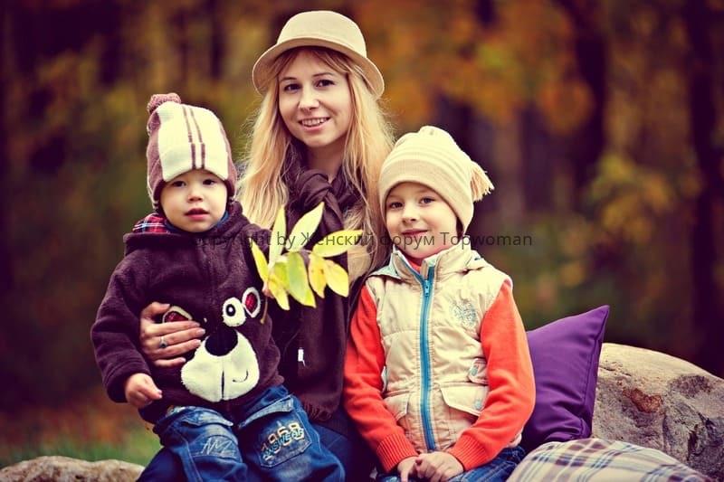 Нужна ли женщина мужчине с двумя детьми