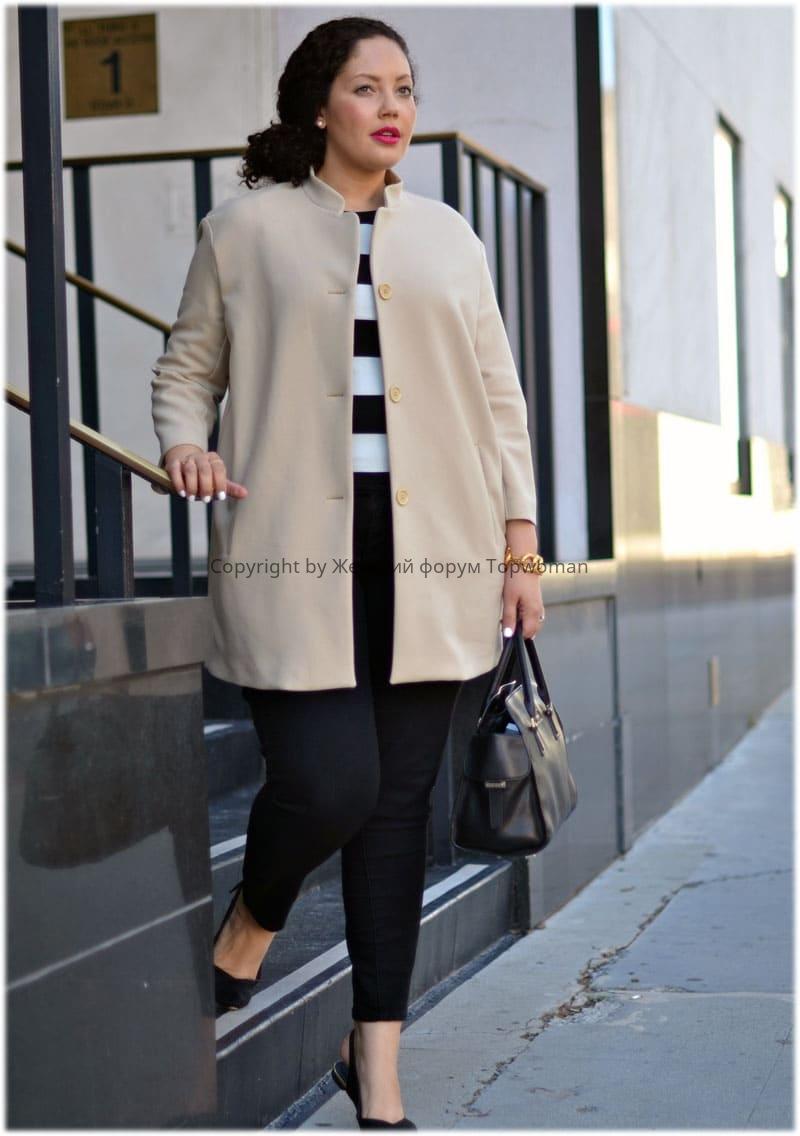 Стиль оверсайз в одежде для женщин за 50