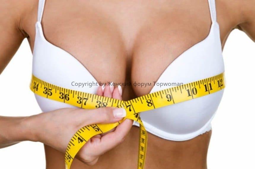 Почему мужчинам нравится большой бюст