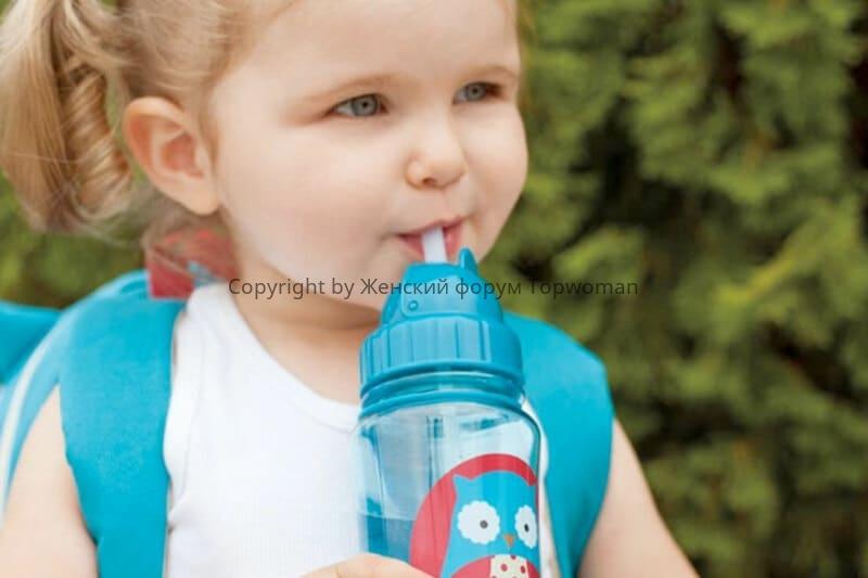 Почему ребенок много пьет жидкости