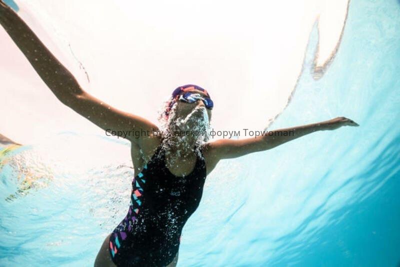 Правильное дыхание при плавании