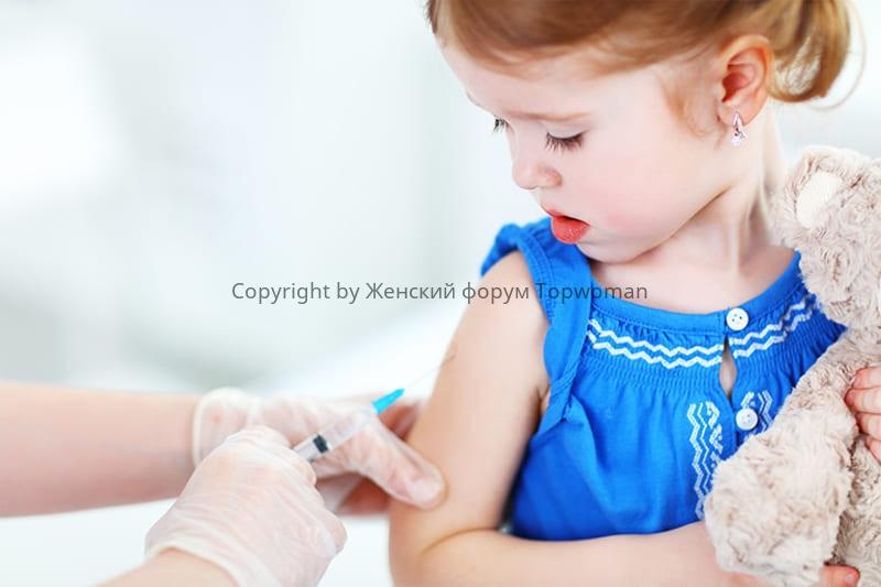 Стоит ли ребёнку делать прививку от гриппа