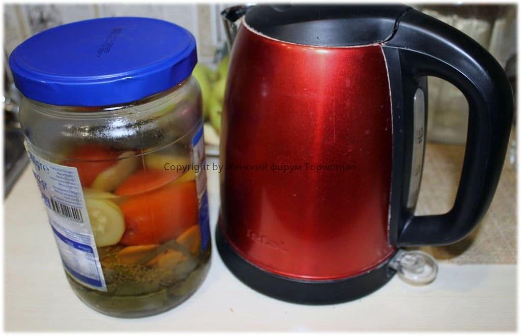 Как очистить накипь в чайнике щавелевой кислотой