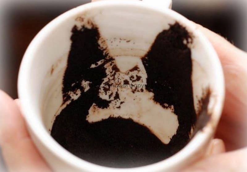 Рисунки на кофейной гуще