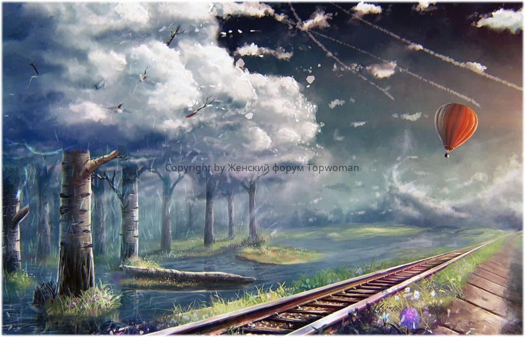 К чему снятся поезда и железные дороги