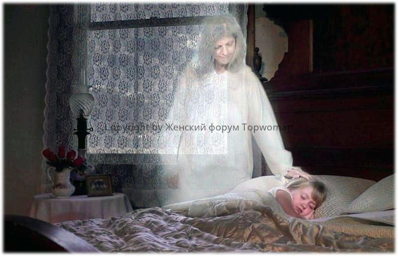 К чему снятся умершие родители