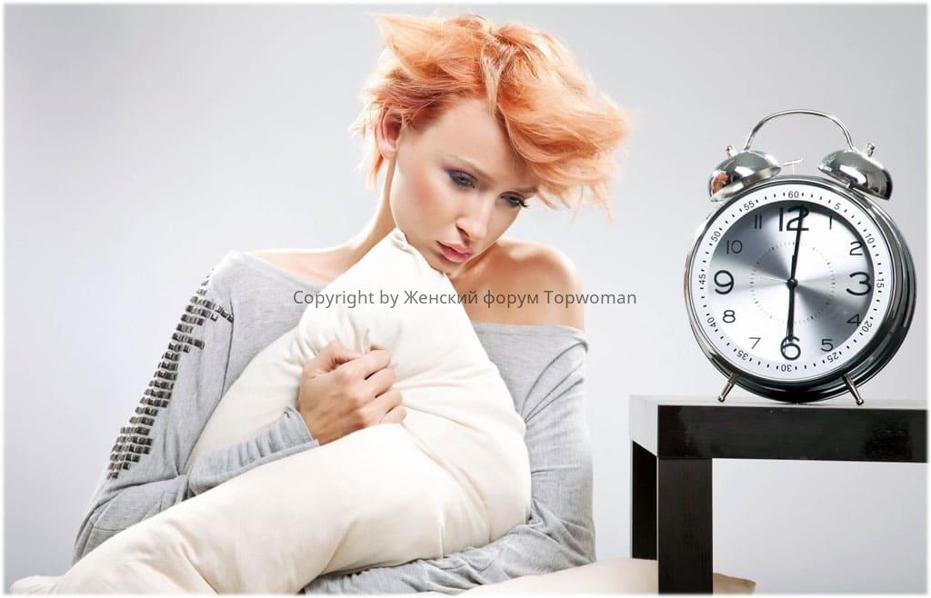 Дефицит сна — причина усталости