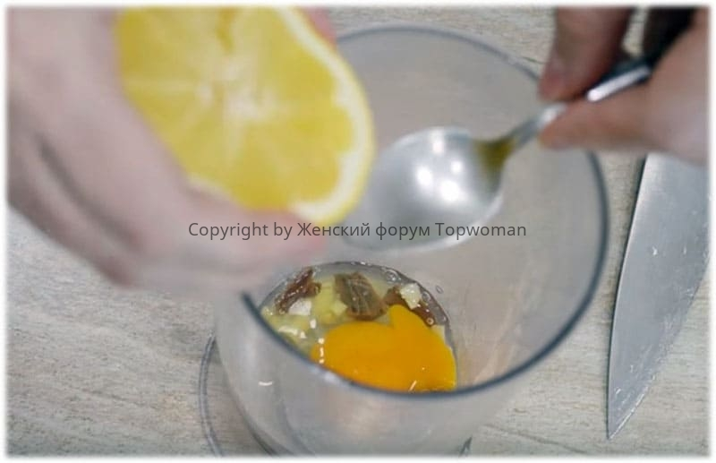 Соус для салата Цезарь в домашних условиях приготовить легко