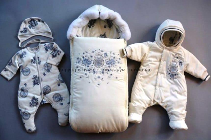 Что покупать новорожденному на первое время зимой