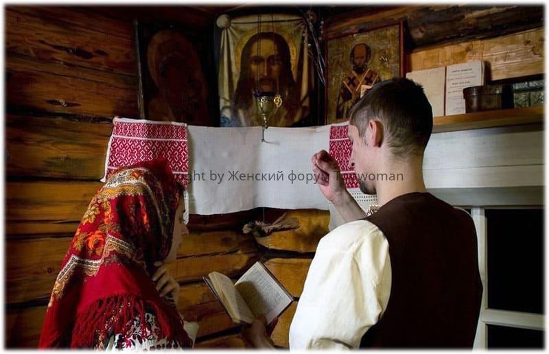 Какие молитвы можно читать дома